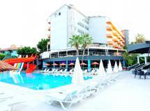 Mysea Incekum Hotel (ex. Raina Beach Hotel; Royal Rose Hotel; Fugla Sunlife) 4*
