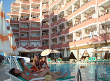 Grand Bayar Beach Hotel (ex. Turkmen Hotel) 4*