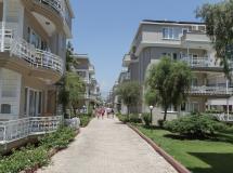 Larissa Holiday Beach Club (ex. Sun Queen Beach Hotel; Aska Sun Queen) 4*