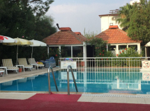 Отель As Queen Beach Hotel (ex. Safak Beach Motel)
