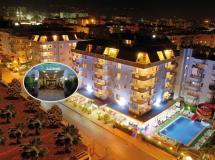 Alanya Risus Park Hotel (ex. Millennium Park Hotel; Huska Plaza) 3*
