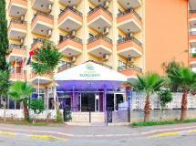Kleopatra Sun Light & Opera Hotel (ex. Kleopatra City Hotel; Selvi Hotel) 3*