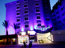 Отель Azak Beach Hotel
