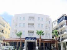 Отель Atlantik Apart Hotel