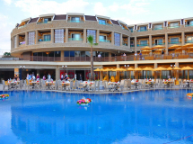 Elamir Resort Hotel (ex. Kemer Botanik Resort Hotel) 4*