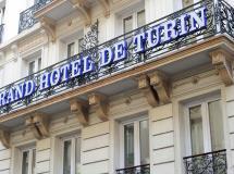 Grand Hotel De Turin 3*