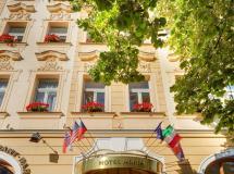 Adria Hotel Prague 4*