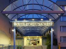 Fortuna West Hotel (ex. Comfort Hotel) 3*