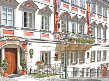 Alchymist Prague Castle Suites 5*
