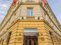 Prague Centre Plaza  3*