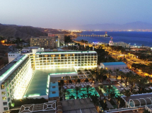 Isrotel Yam Suf Red Sea Hotel (ex. Ambassador Hotel Eilat) 4*