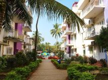 Resort Village Royale (ex. Oyo 9411 Resort Calangute) 2*