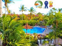 Palm Beach Hotel Bali 3*