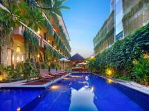 Bali Chaya Hotel Legian 3*