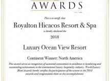 Royalton Hicacos Resort & Spa (ex. Sandals Royal Hicacos Resort & Spa)
