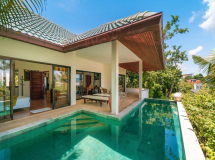 3 Bedroom Sea View Villa Plai Laem 5*