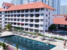 Jomtien Plaza Residence 3*