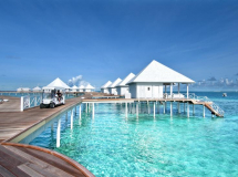 Diamonds Thudufushi Island Resort 4*